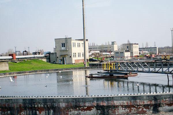 Бортницька станція аерації. Фото - tsn.ua